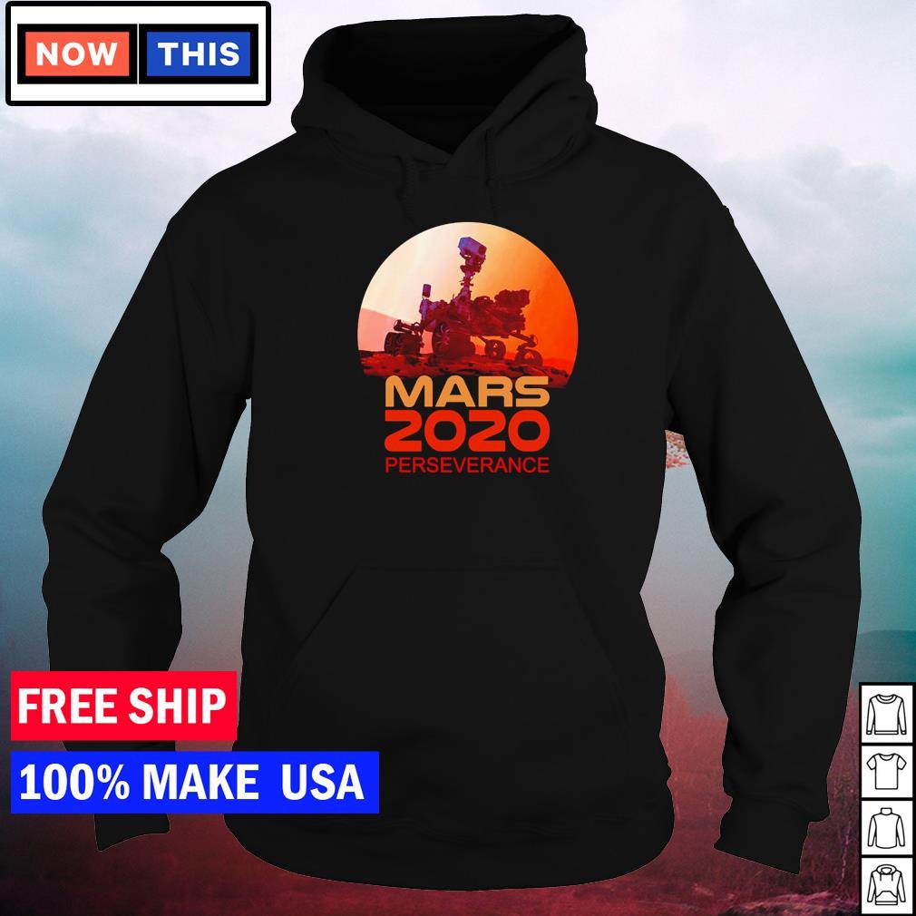 Mars 2020 perseverance NASA s hoodie