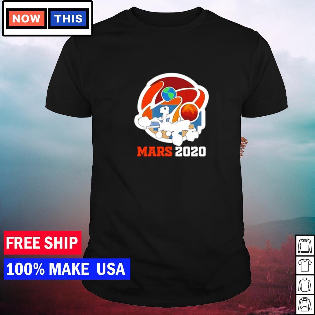 Mars 2020 shirt