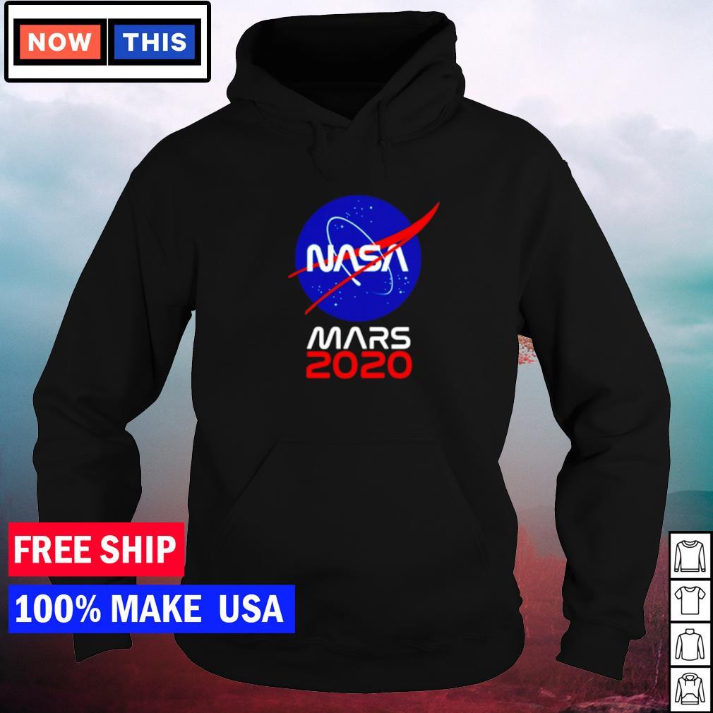 NASA mars 2020 s hoodie