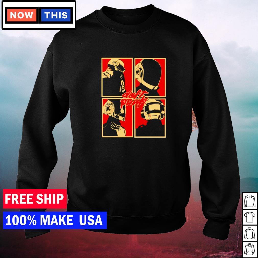 Official Daft Punk s sweater