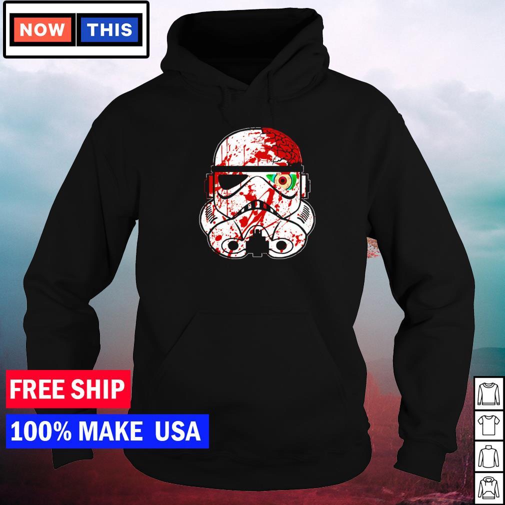 Star Wars zombie stormtrooper s hoodie