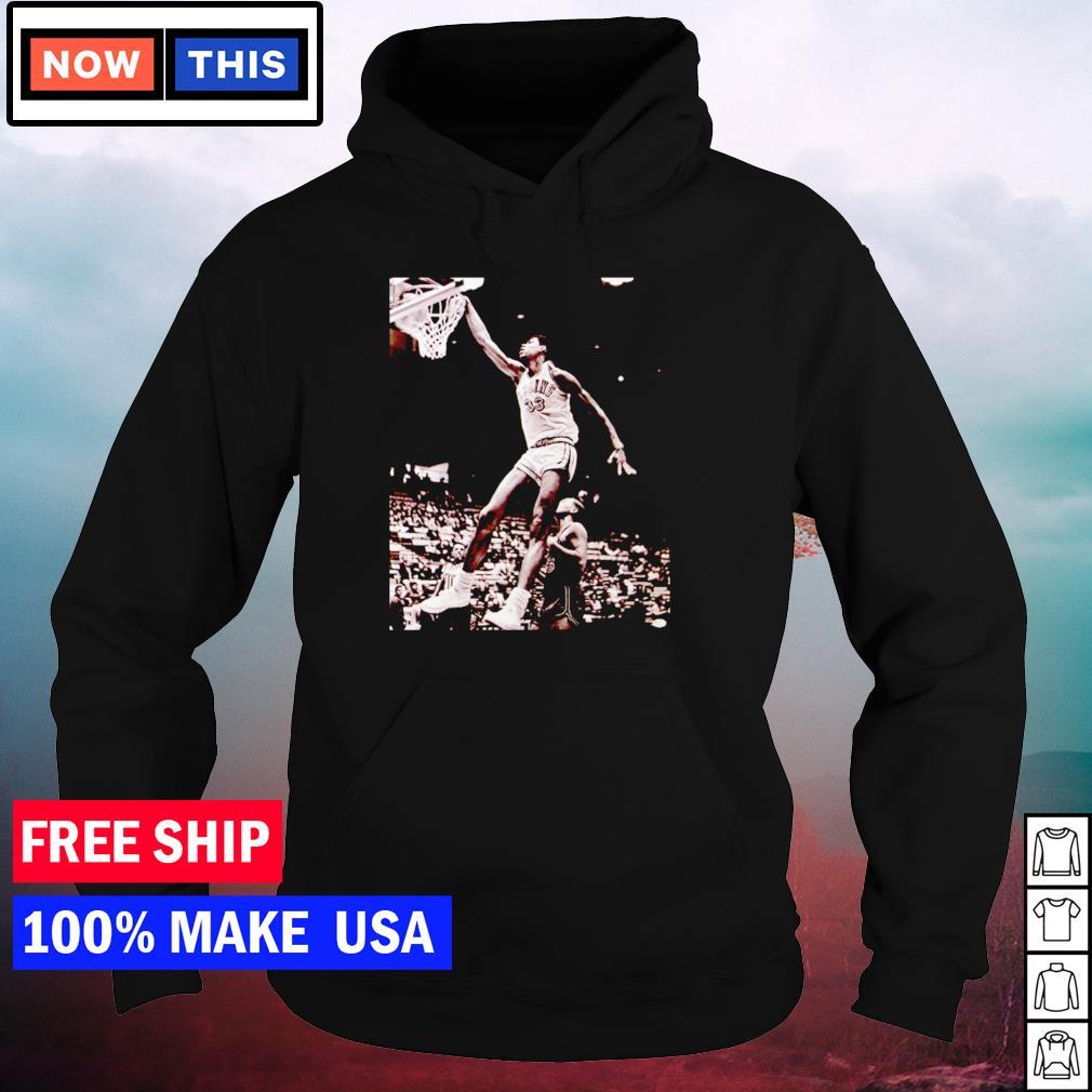 Kareem Abdul Jabbar dunk s hoodie