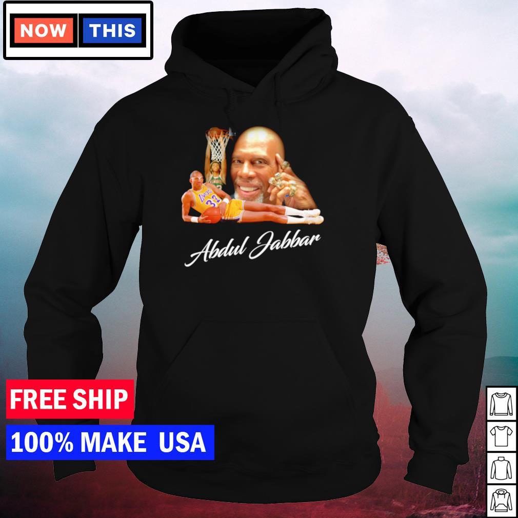 Kareem Abdul Jabbar s hoodie