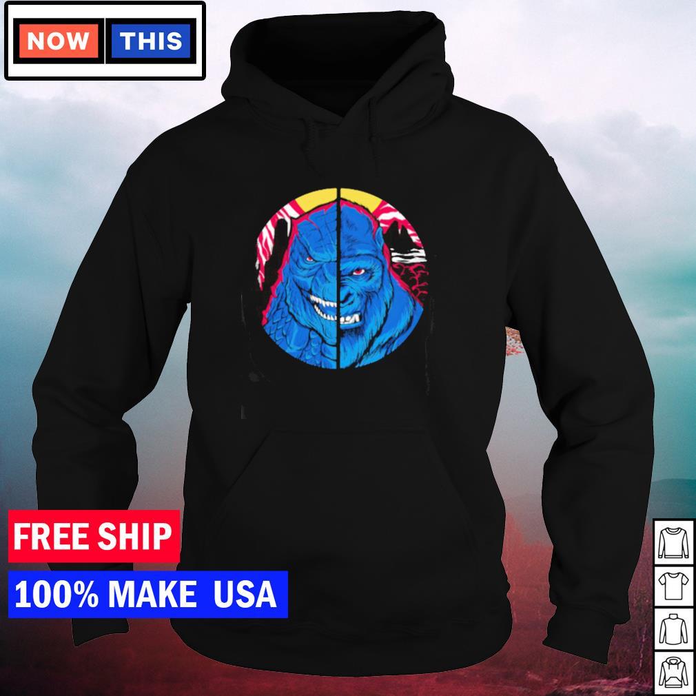 Official Godzilla vs Kong s hoodie
