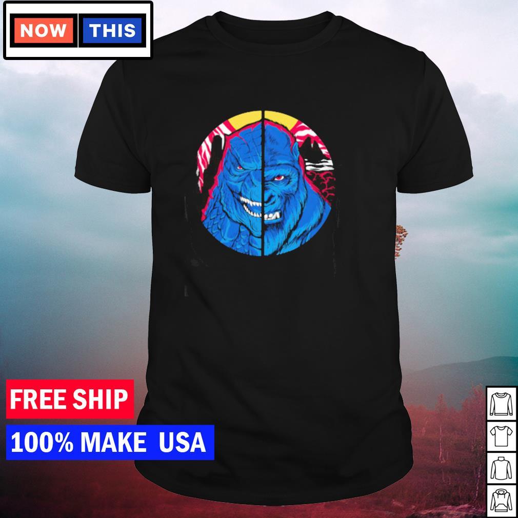 Official Godzilla vs Kong shirt