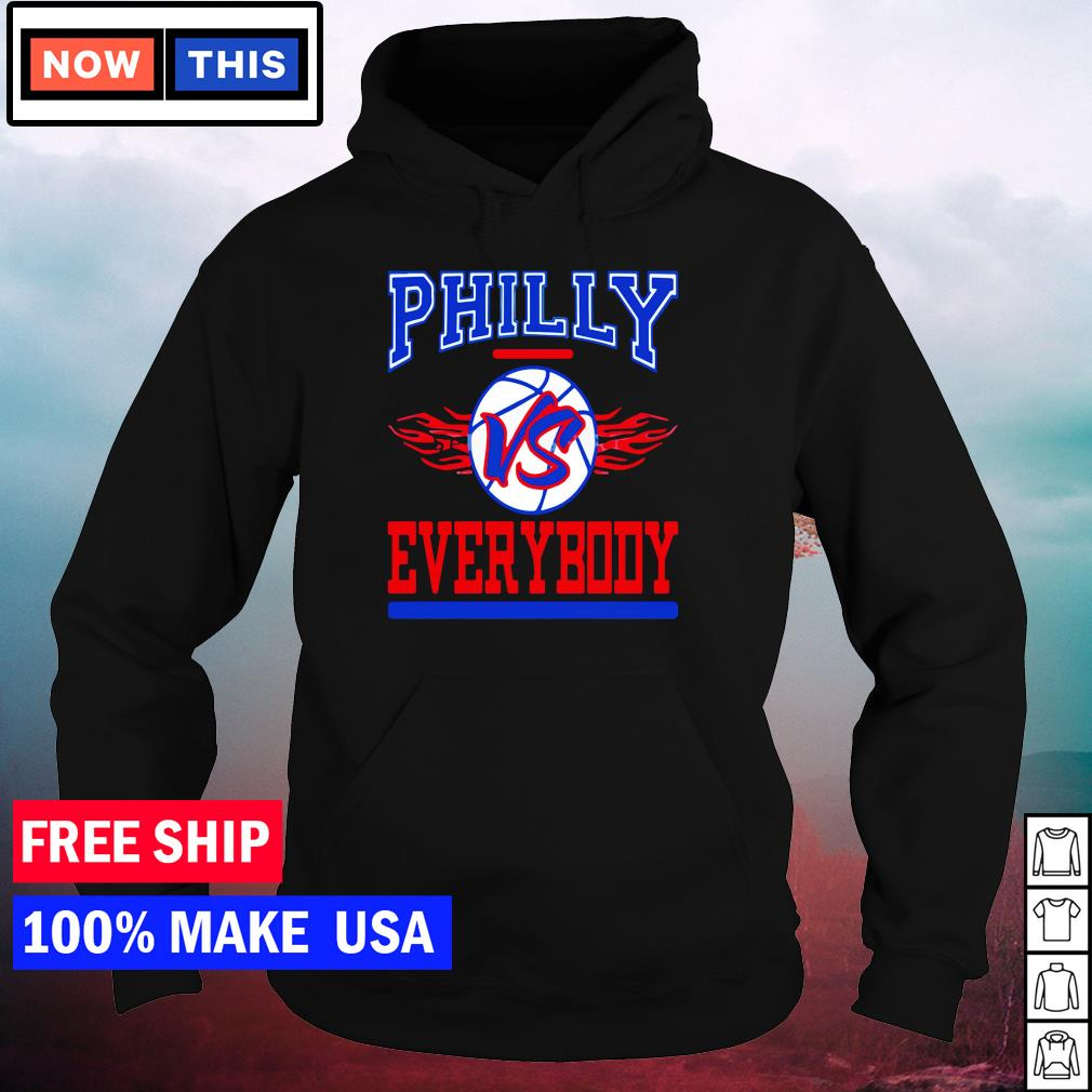 Philadelphia Phillies vs everybody MLB s hoodie