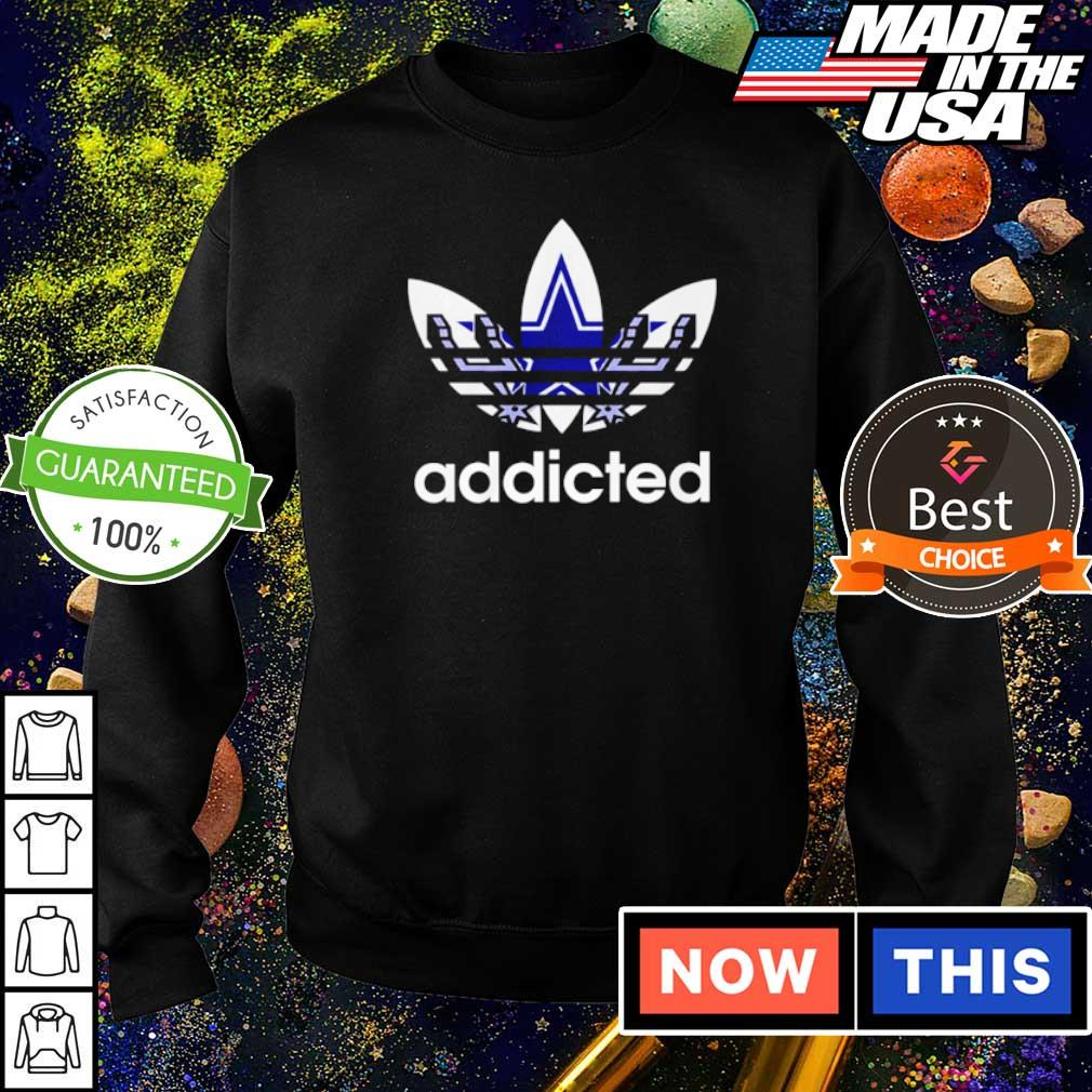 Dallas Cowboys Adidas addicted s sweater
