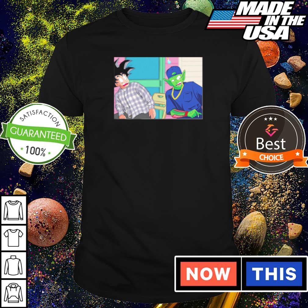 Goku and Piccolo damn meme shirt