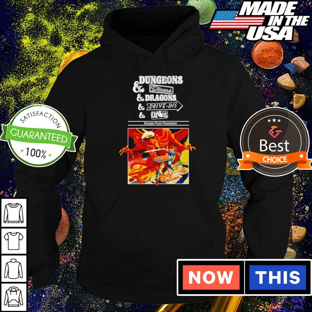Dungeons and diners and dragons and Drive-ins and dives s hoodie