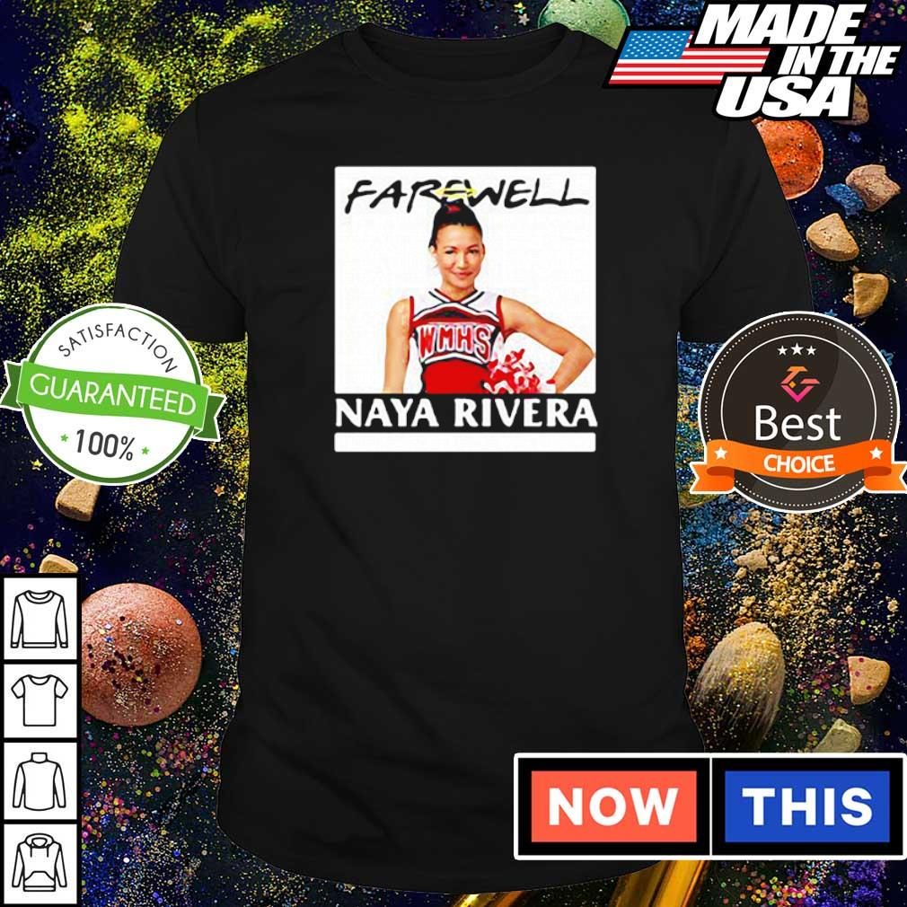 Farewell Naya Rivera RIP shirt