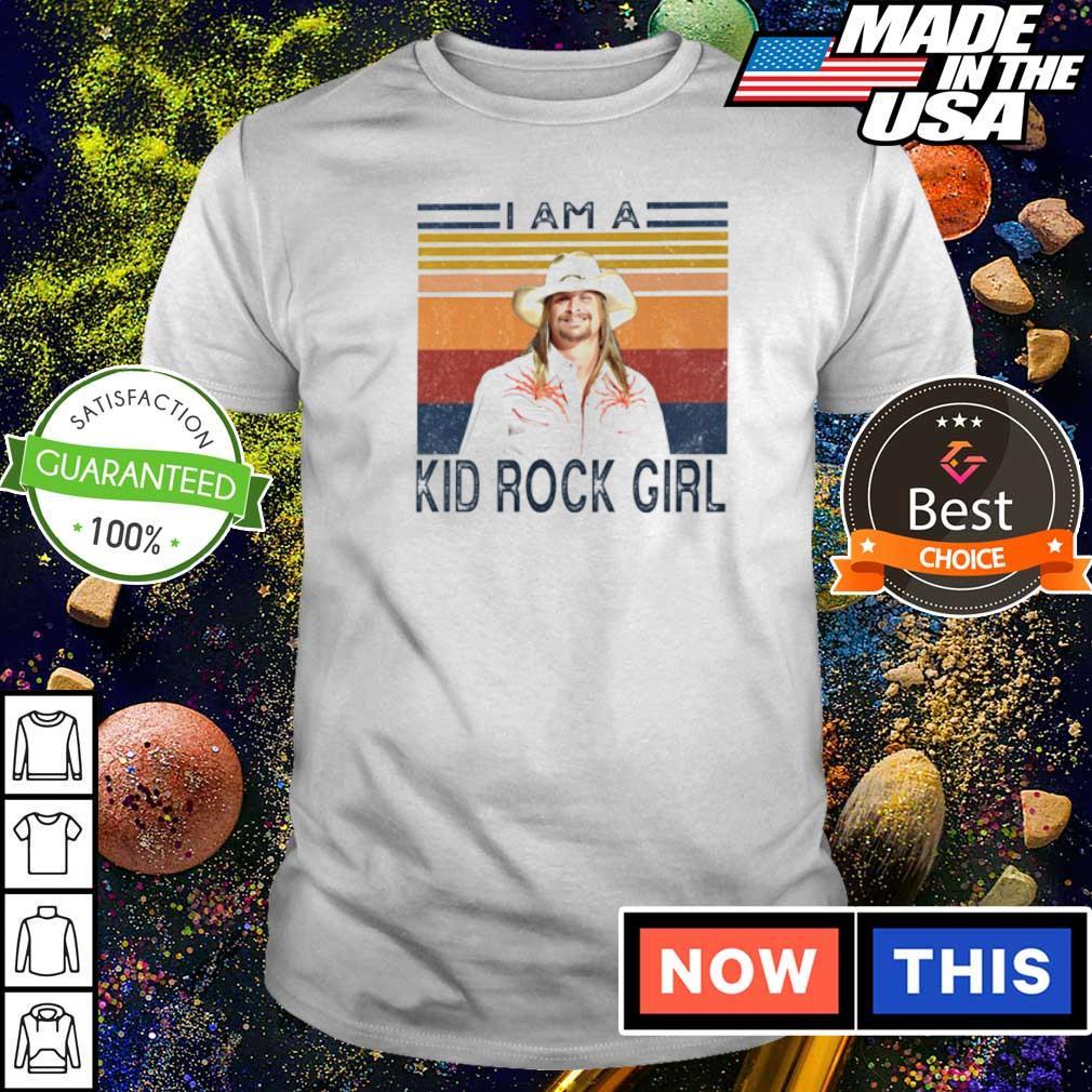 I am a Kind Rock Girl vintage shirt