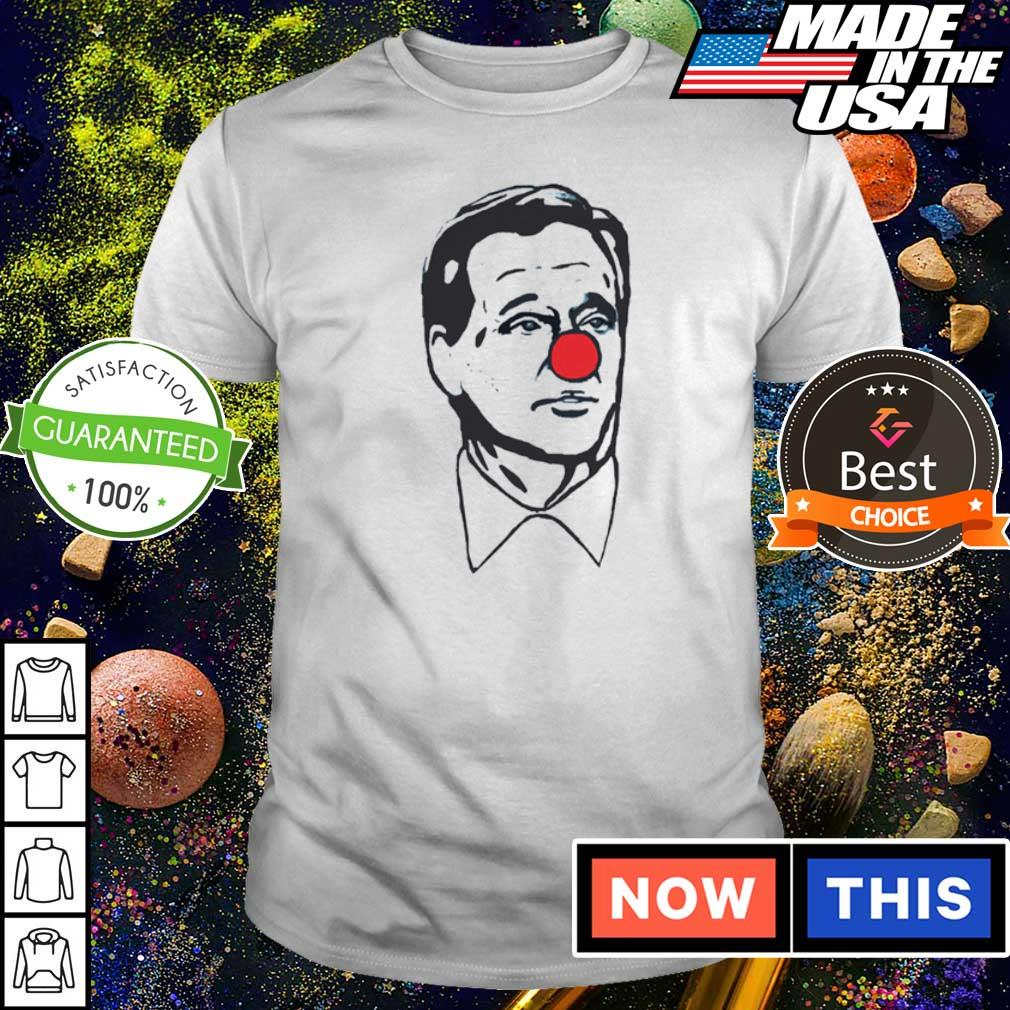 Matt Patricia Goodell Clown shirt