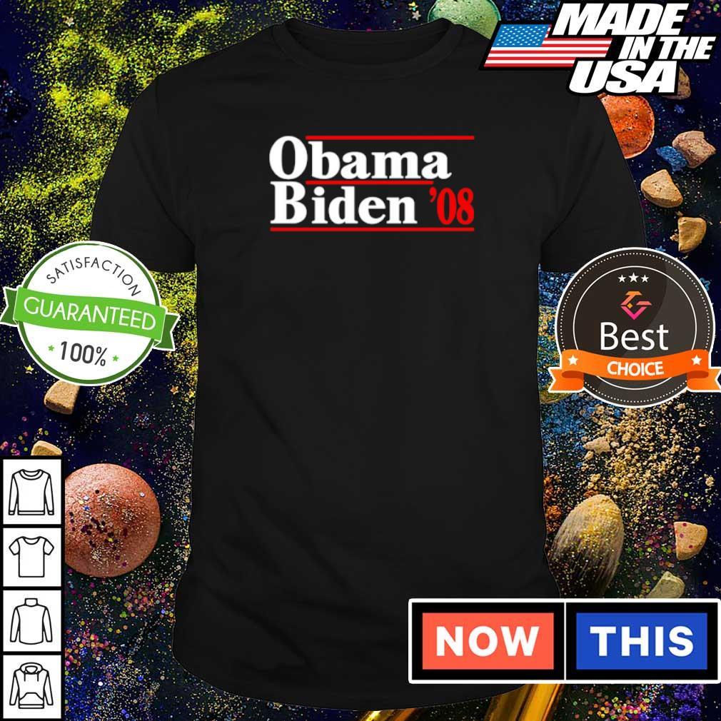 Obama Biden' 08 shirt