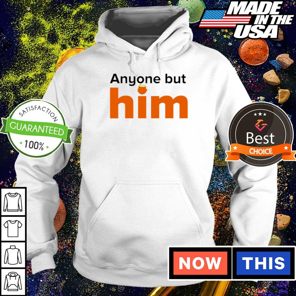 Official Anyone but him s hoodie