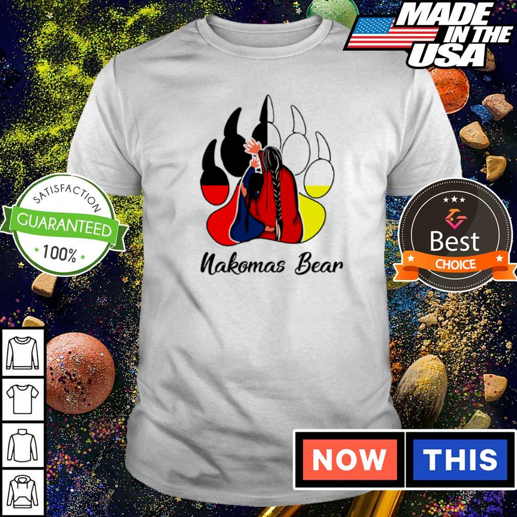 Official nakomas bear shirt