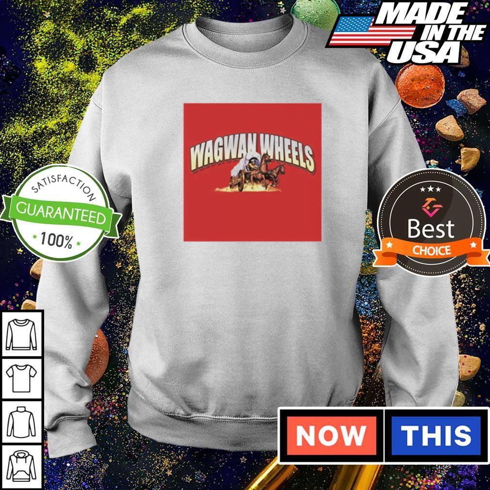 Official Wagwan Wheels s sweater