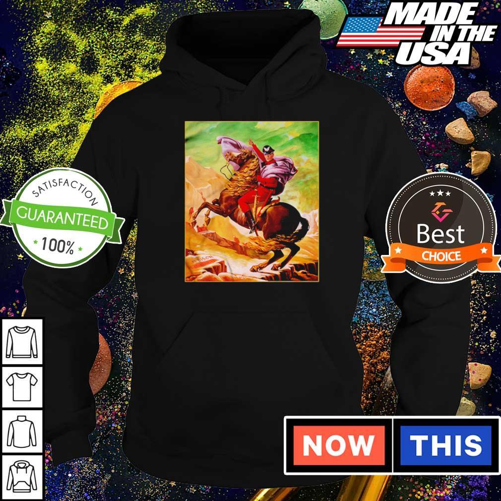Street Fighter Bison Bonaparte Madman or God s hoodie