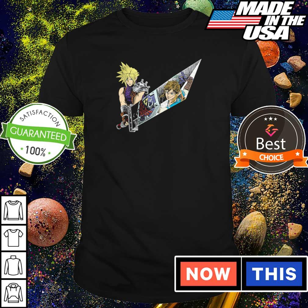 Super Smash Bros One Must Fall shirt
