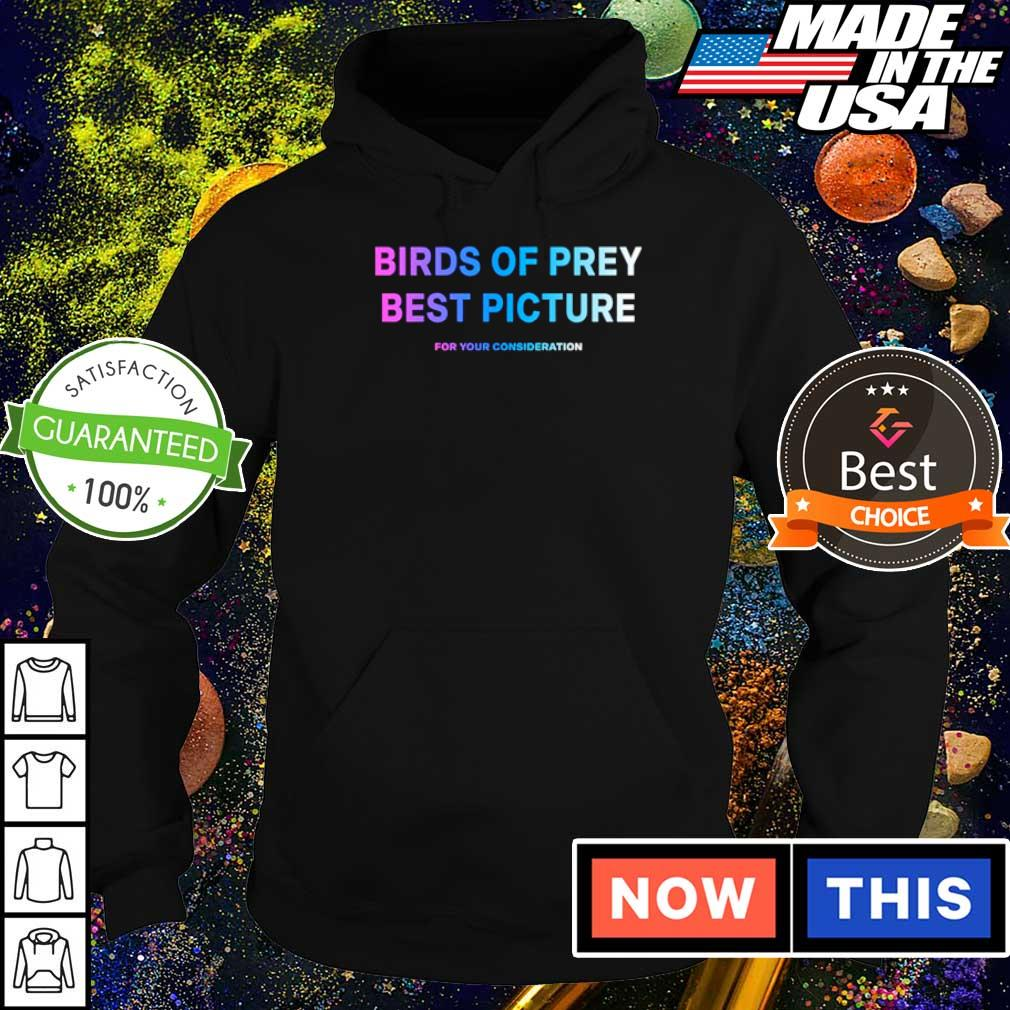 Birds of prey best picture for your consideration s hoodie
