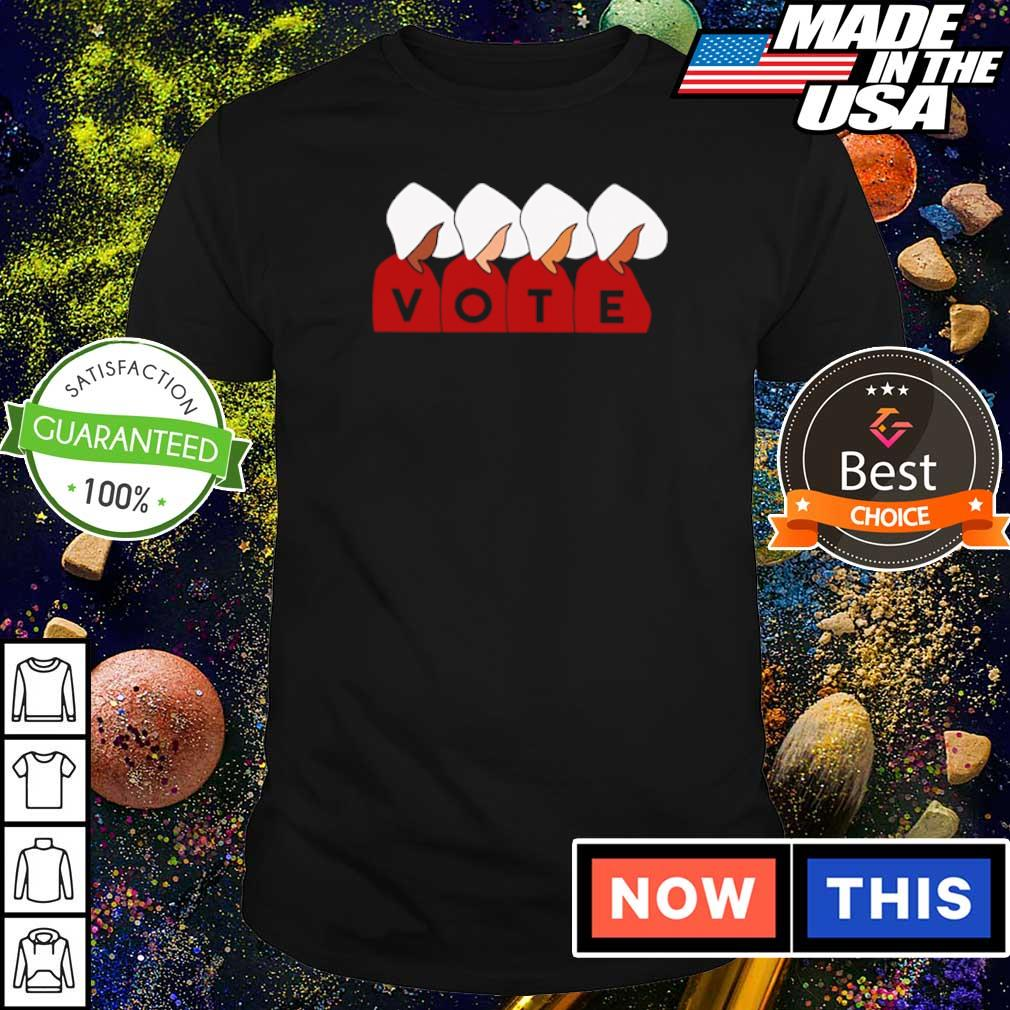 Black woman live matter vote shirt