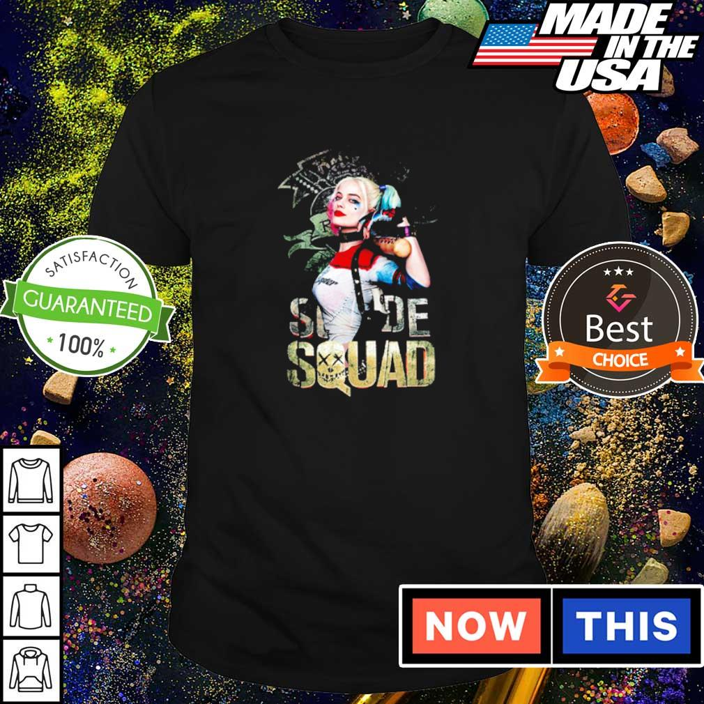 Harley Quinn Suicide Squad shirt