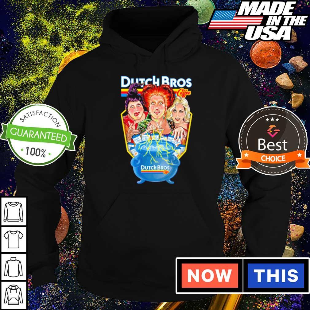 Hocus Pocus Dutch Bros Coffee s hoodie