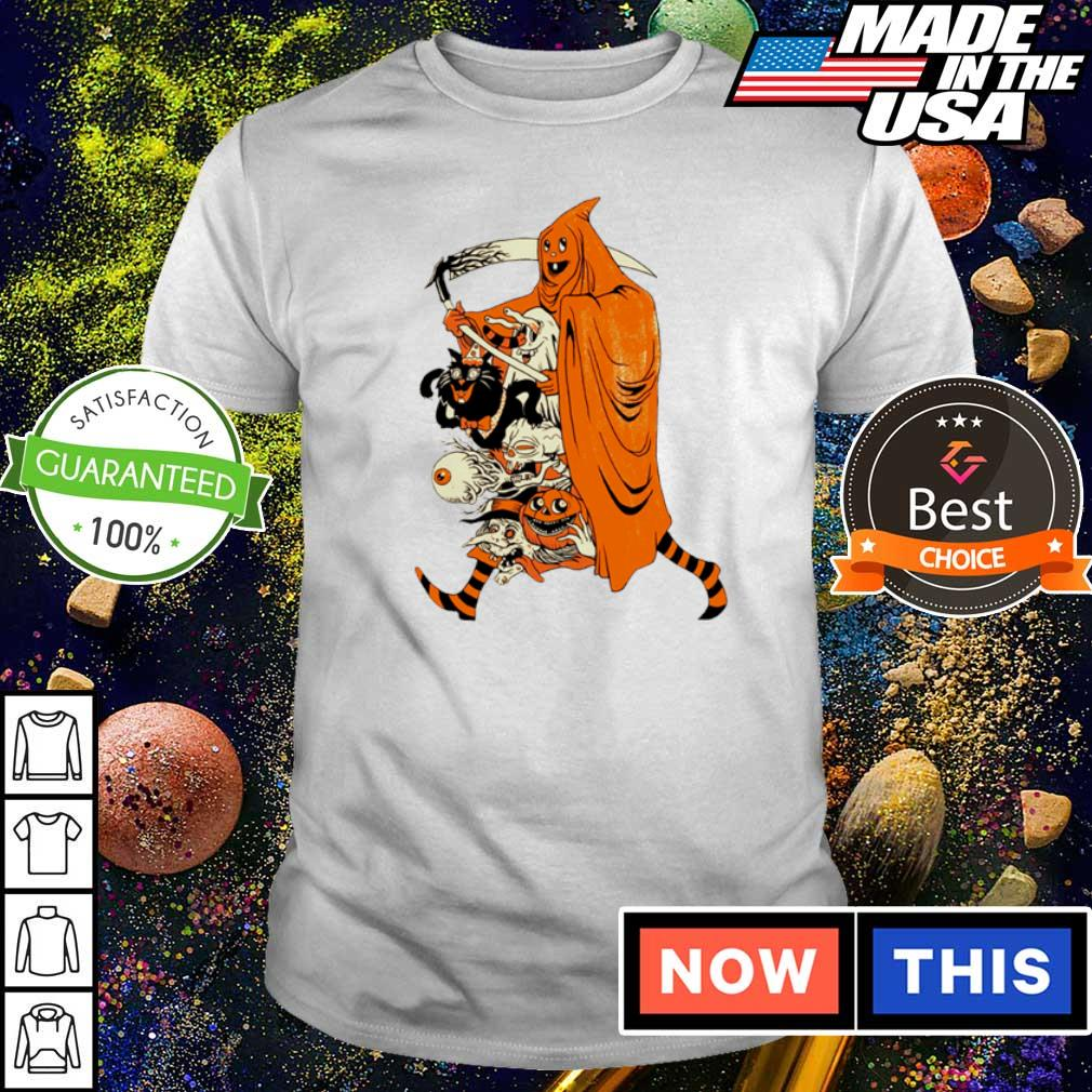 Official awesome Halloween Festival shirt