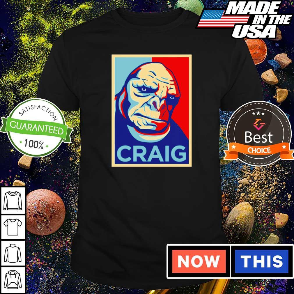 Official Star Wars Craig shirt