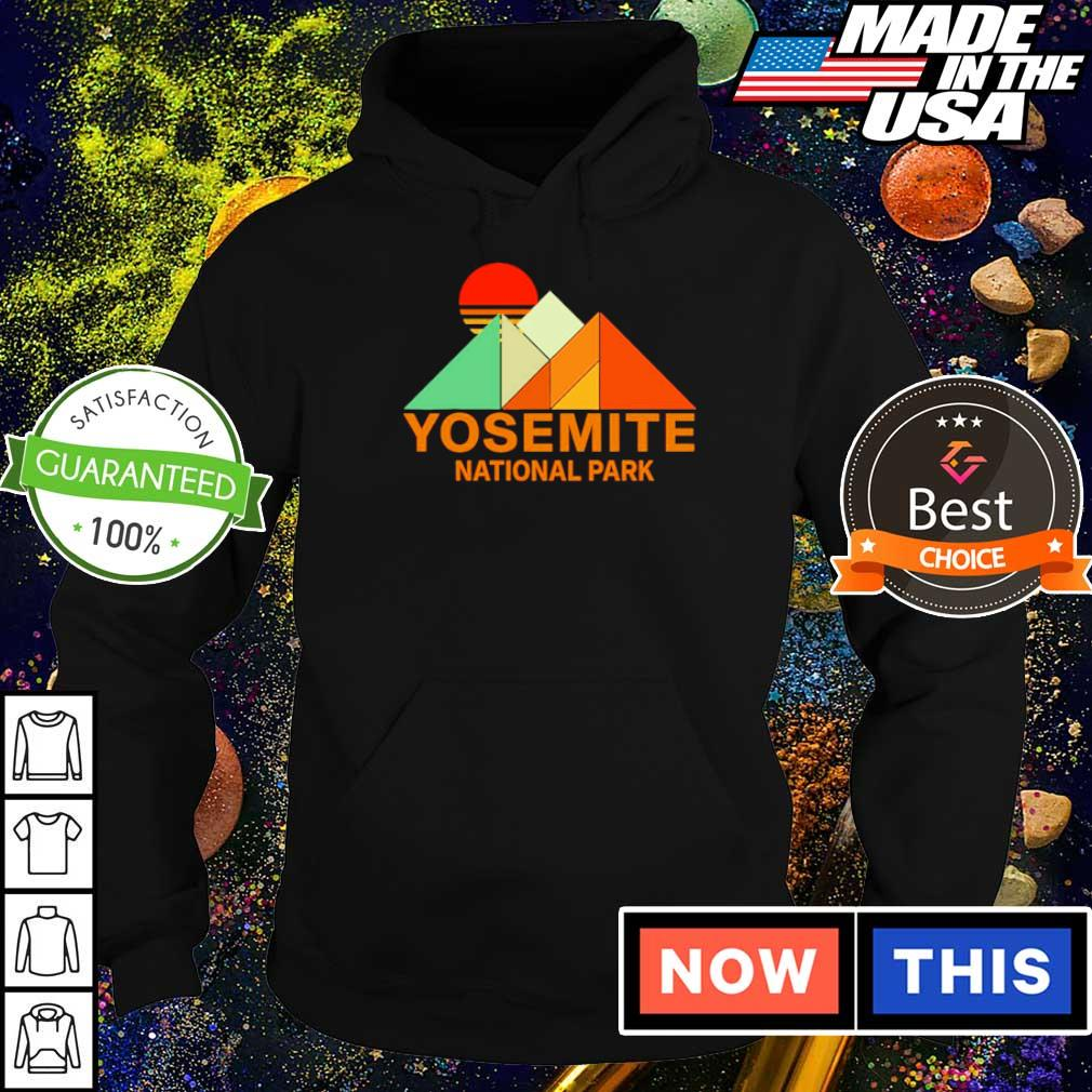 Official Yosemite National Park s hoodie