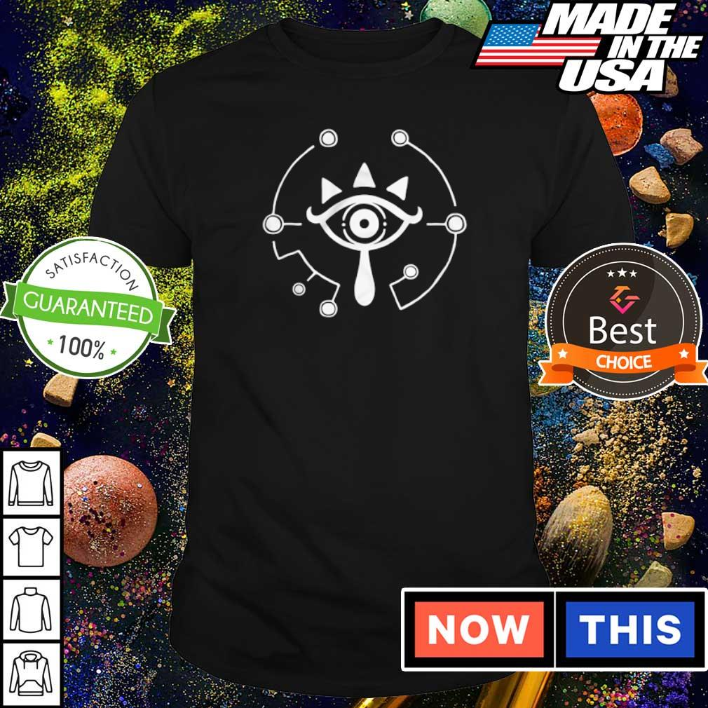 The Legend of Zelda Sheikah Eye shirt