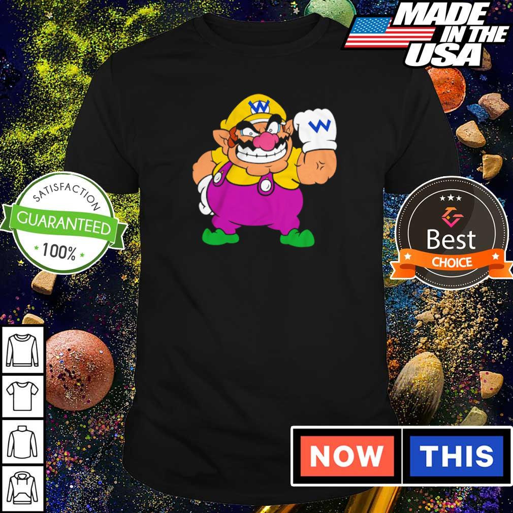 Wario Greed Personified shirt