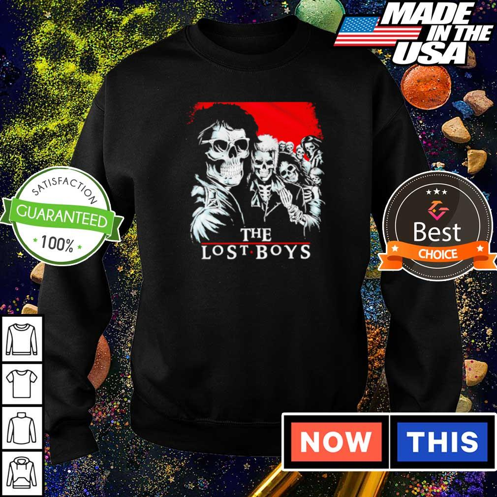 Awesome The Lost Boys Band s sweater