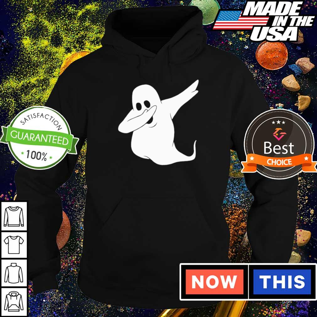 Dabbing ghost happy Halloween s hoodie