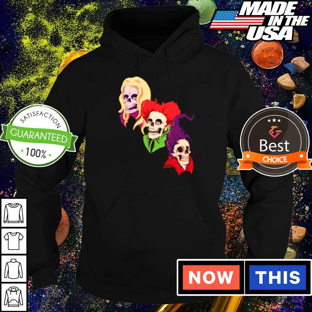 Happy Halloween Skull Hocus Pocus s hoodie