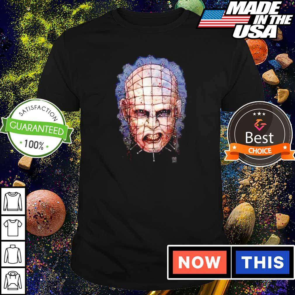 Horror movie Pinhead Hellraiser happy Halloween shirt