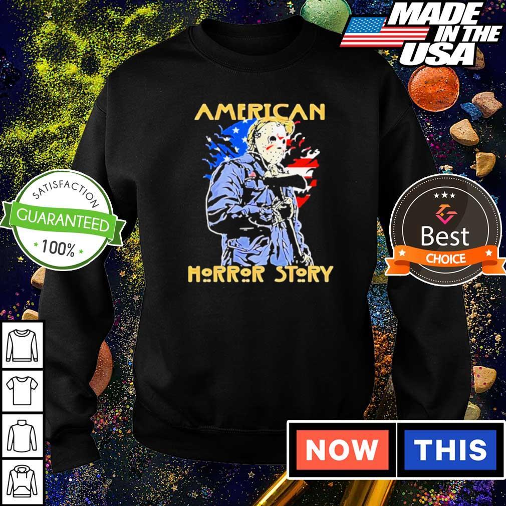 Jason Voorhees American Horror Story s sweater