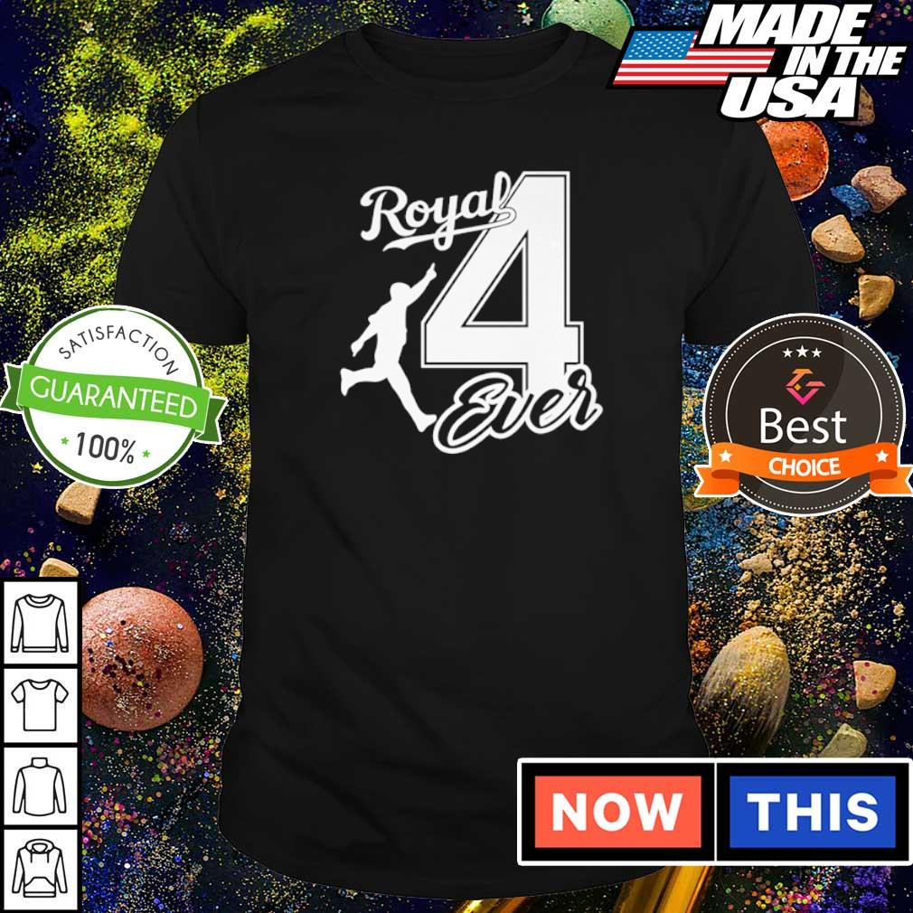 Kansas City Royals royal 4ever shirt