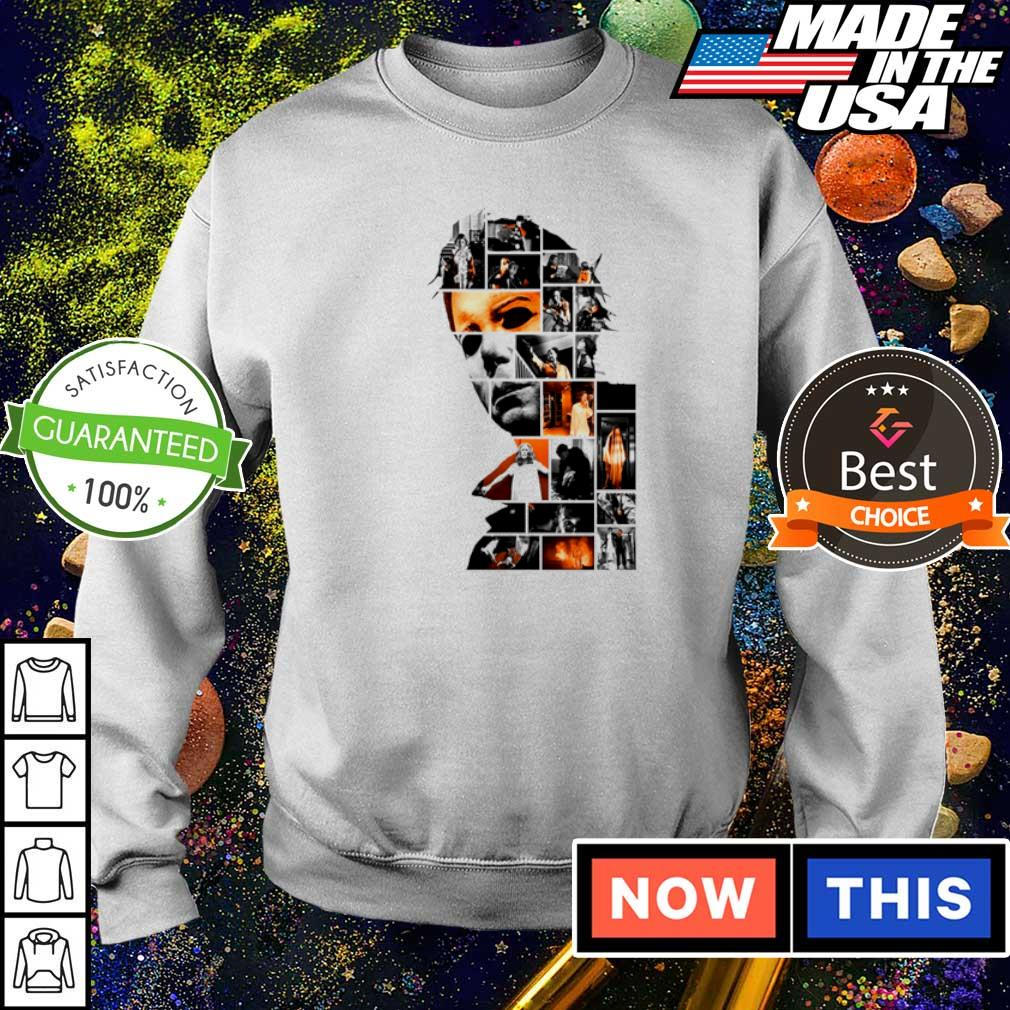 Michael Myers all horror movies s sweater