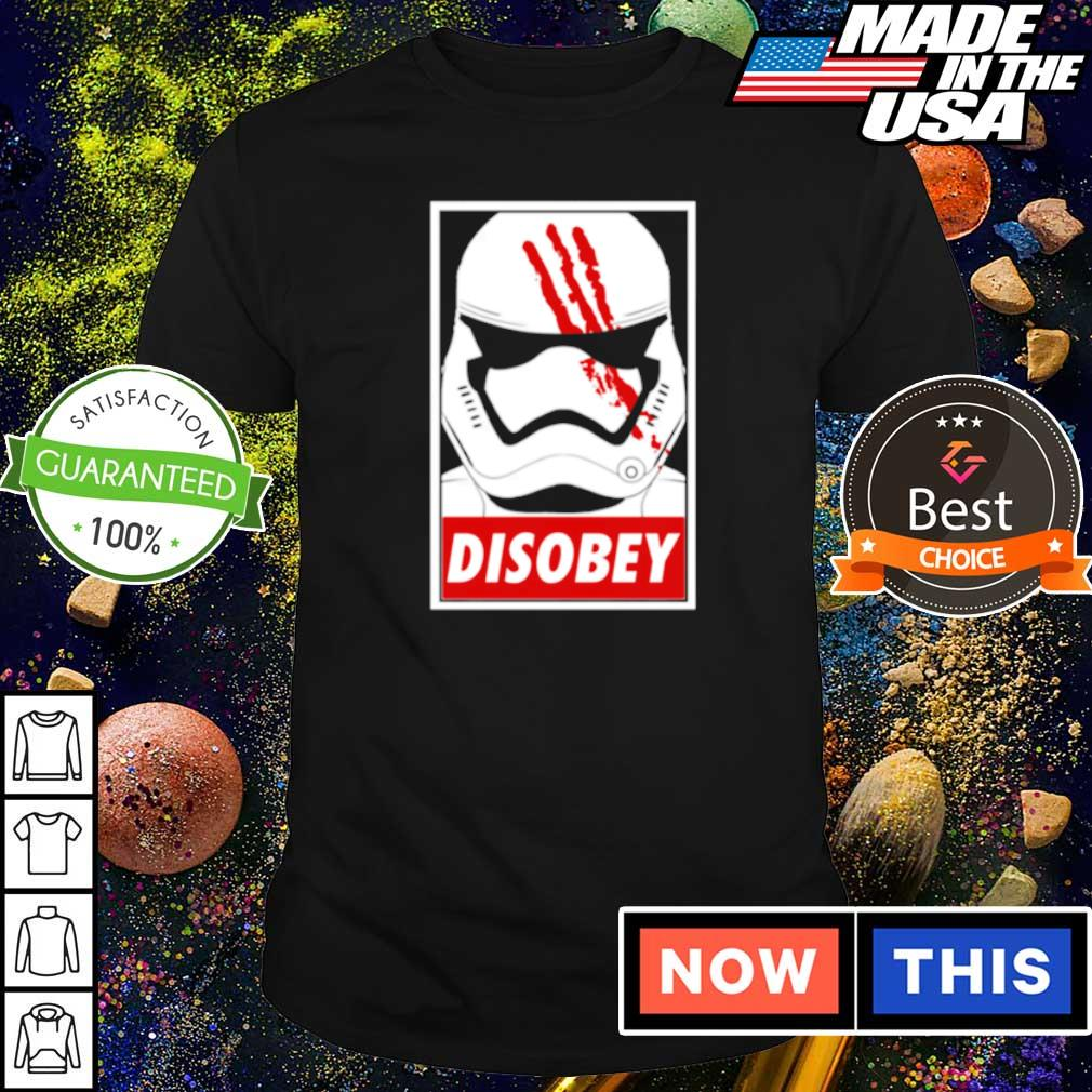Star Wars Stormbreaker Disobey shirt