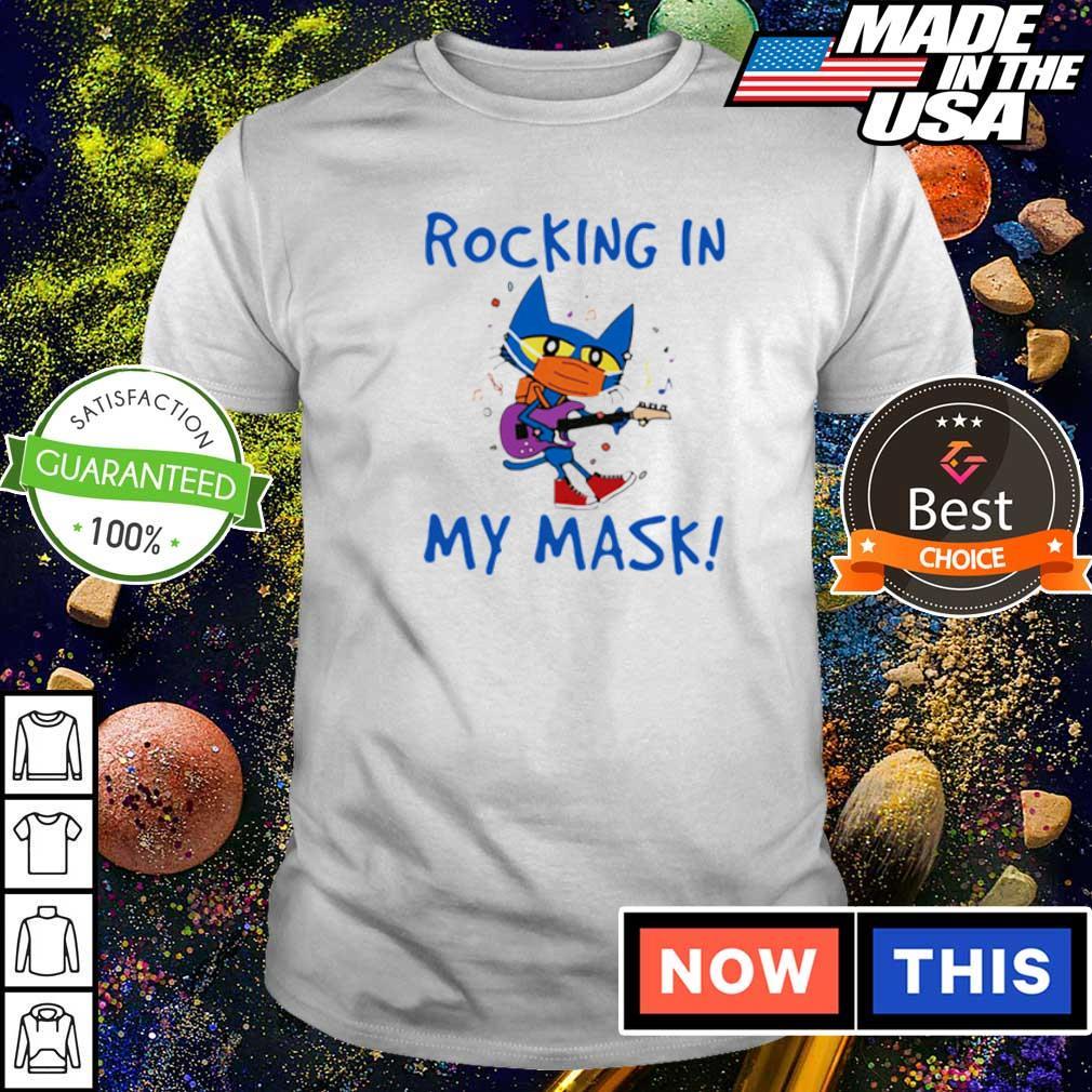 Teacher Rocking in my mask shirt