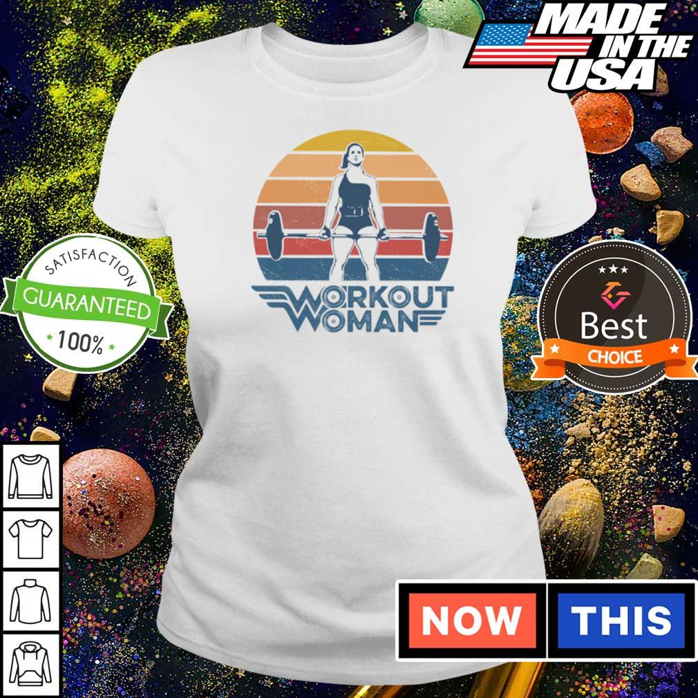 Wonder Woman workout woman vintage s ladies
