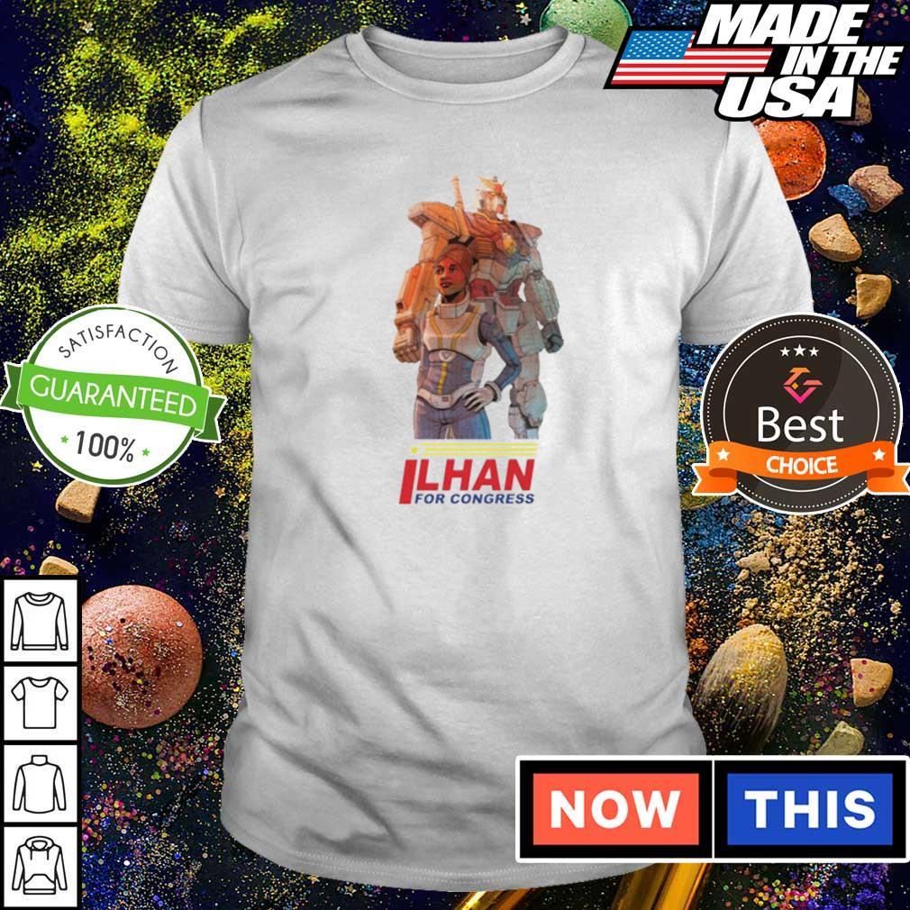 Awesome Ilhan Omar Gundam pilot shirt