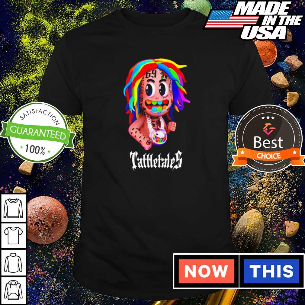 Awesome tattletales 6ix9ine shirt