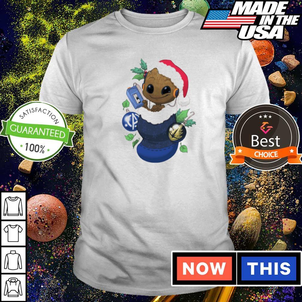 Christmas stocking stuffer Baby Groot shirt