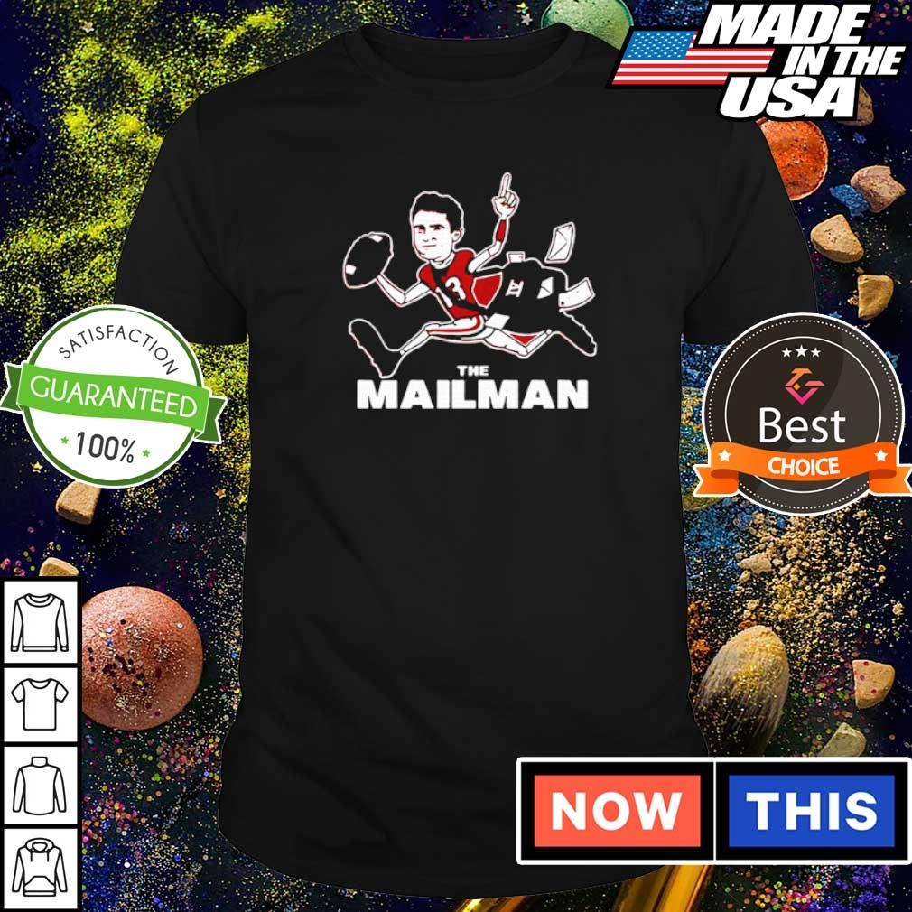 Football the mailman 13 shirt