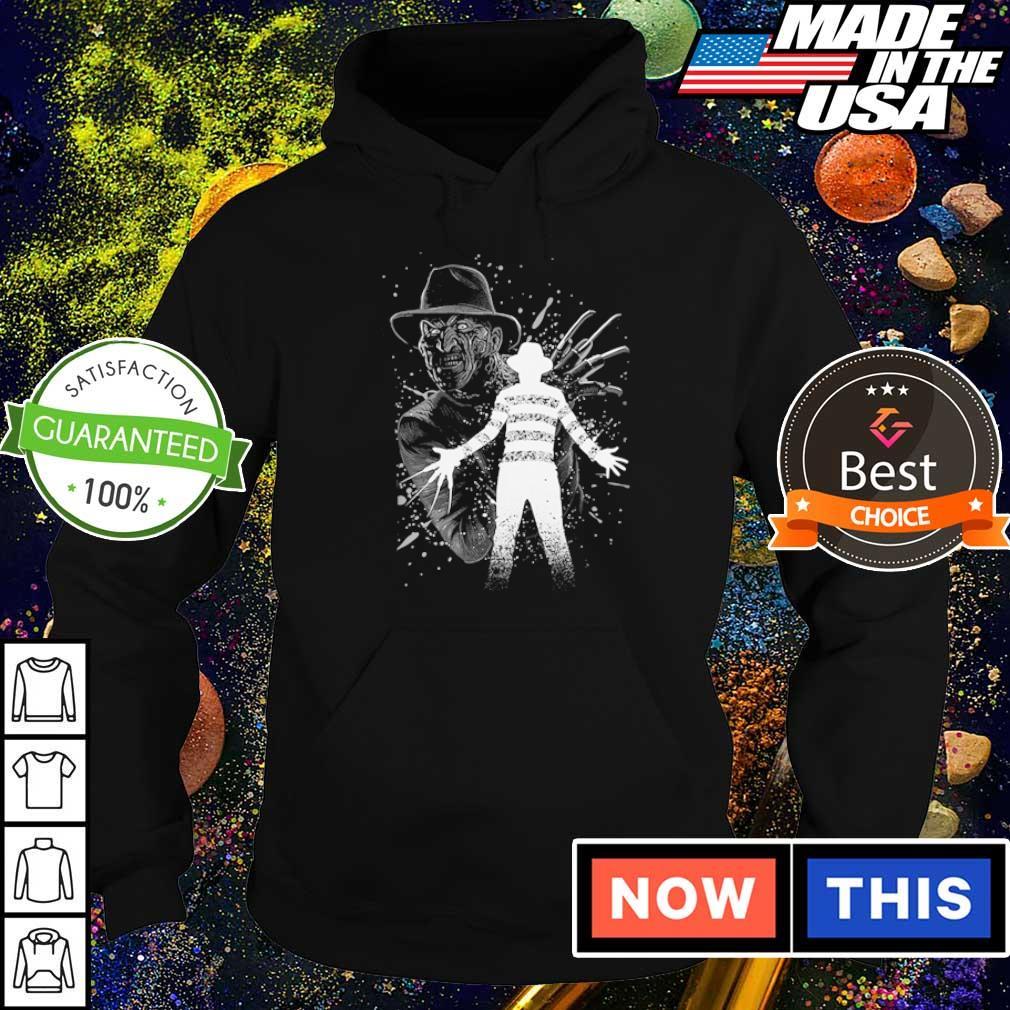 Freddy Krueger nightmare inking s hoodie