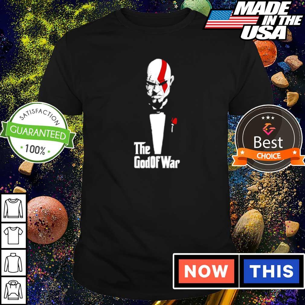 Hitman Kratos the God of war shirt