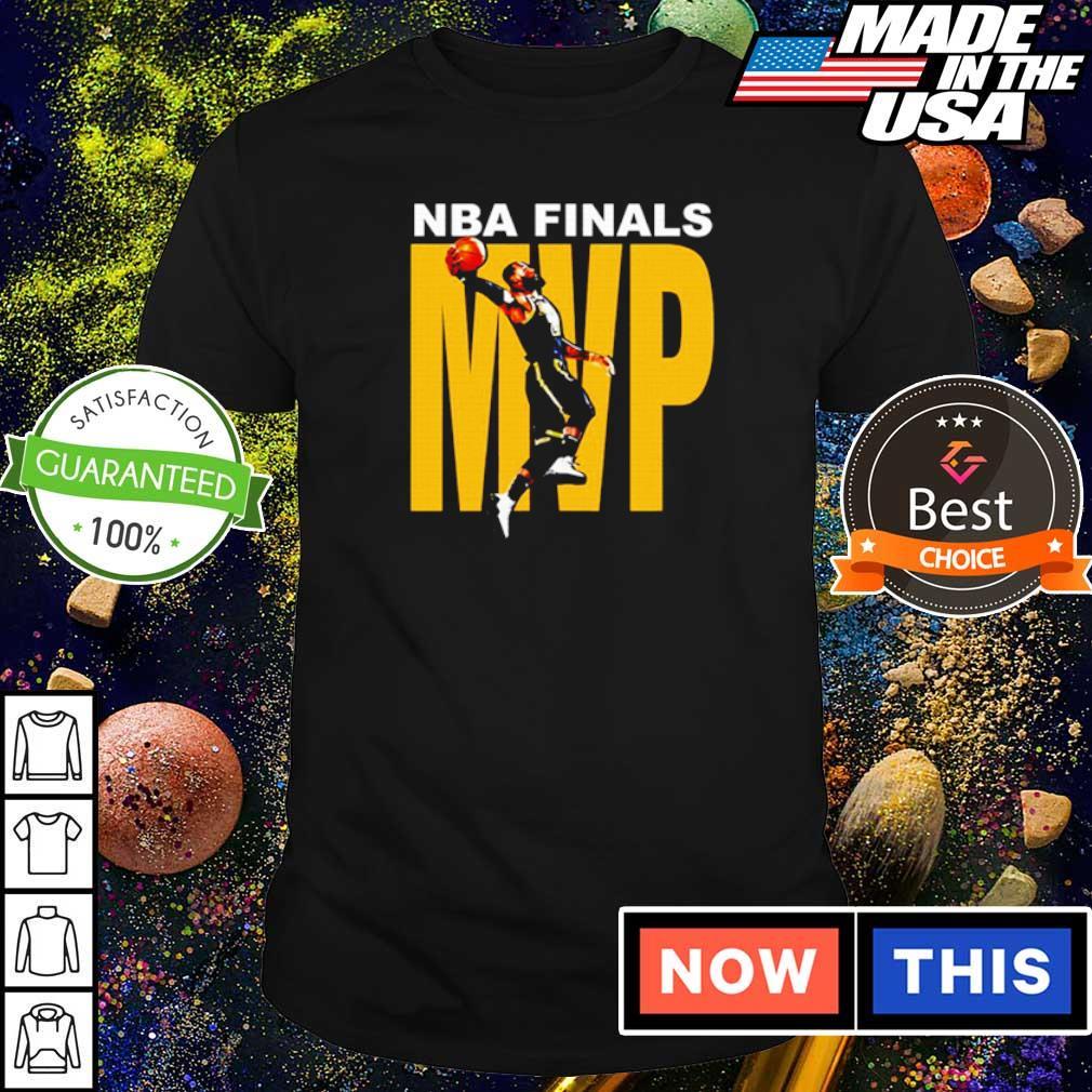 Lebron James NBA finals MVP shirt