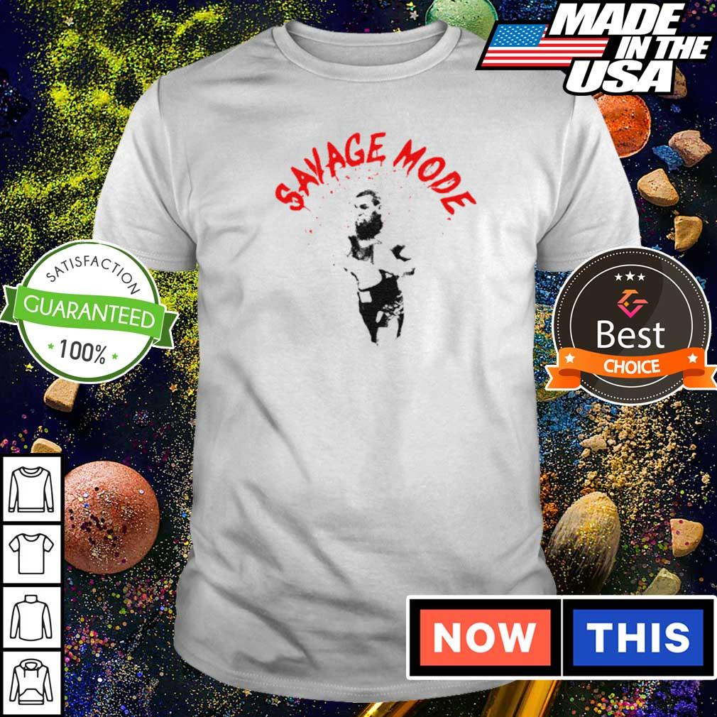 Mike Tyson savage mode shirt