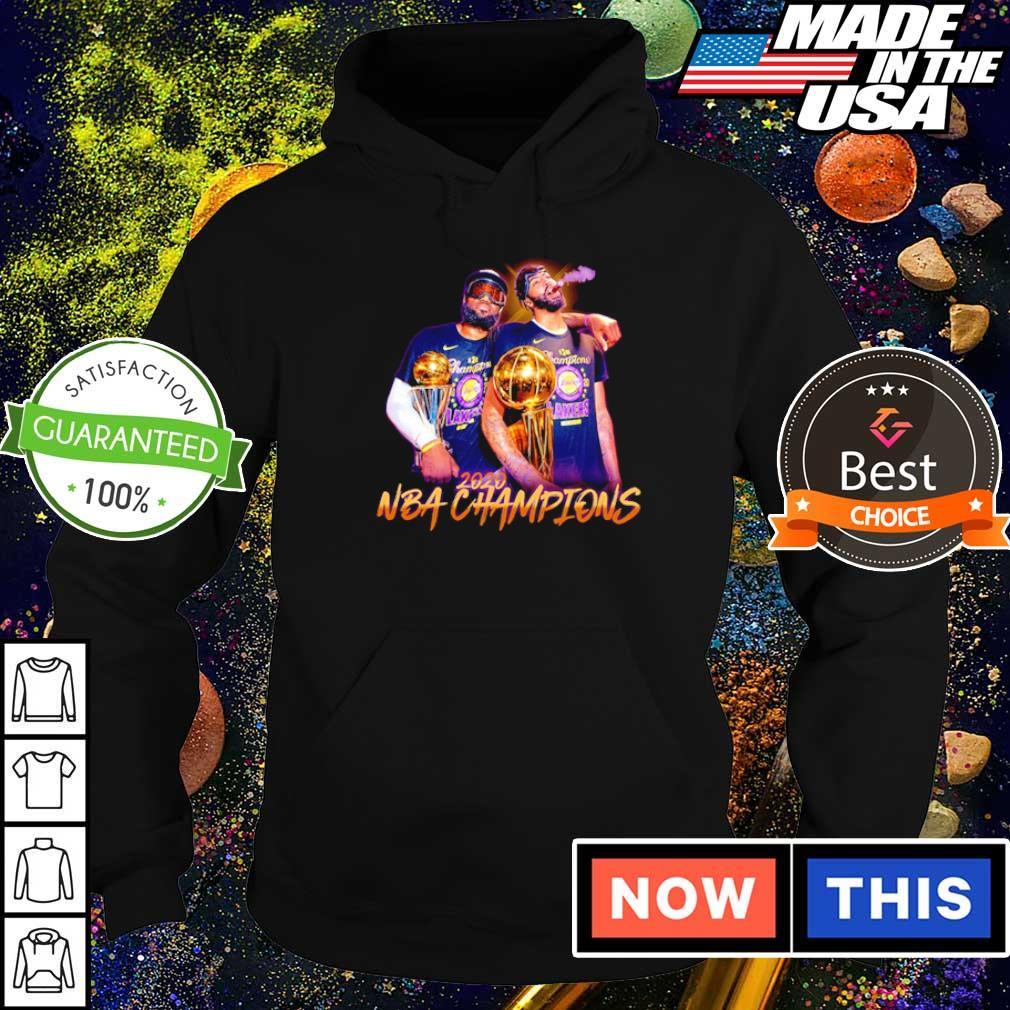 NBA Champion Los Angeles Lakers 2020 s hoodie